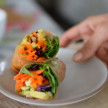 How to Make Healthy and Delicious Summer Rolls *VIDEO*