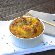 Leftover Stuffing and Egg Bake Recipe