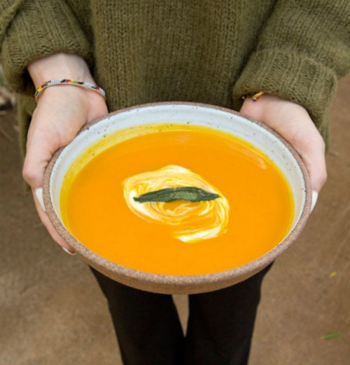 the best butternut squash soup | pamela salzman