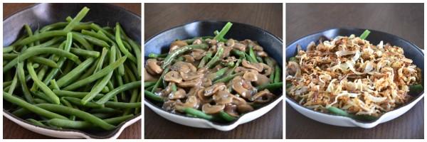 green bean casserole | pamela salzman
