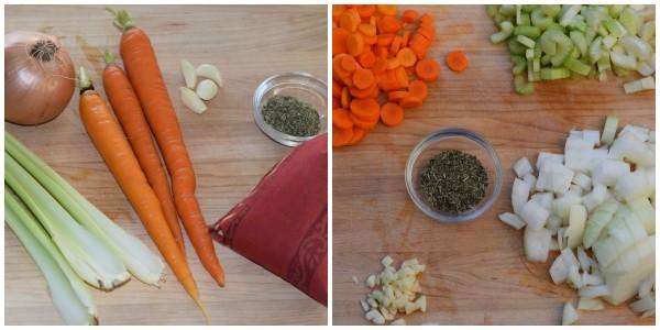 veggie prep