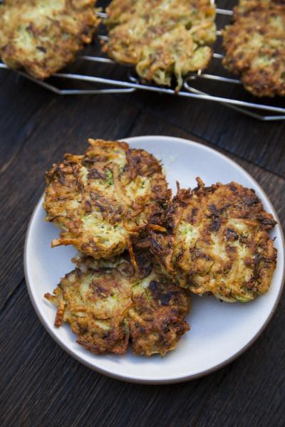 brussels sprout latkes | pamela salzman