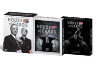 House of Cards DVD set