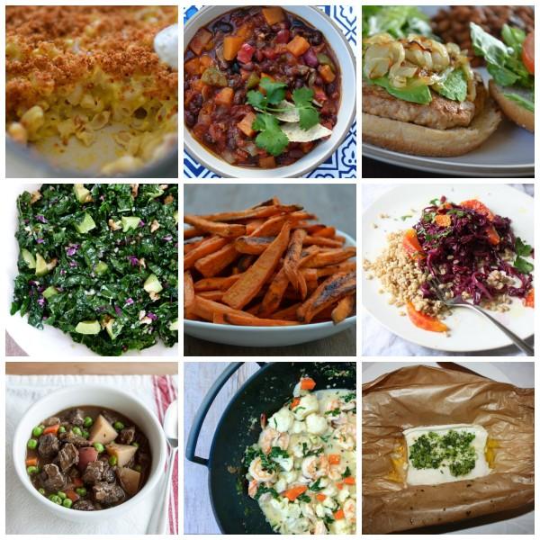 dinner planner 1/25/16 | pamela salzman