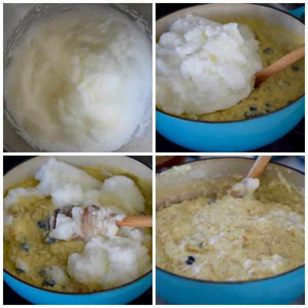 oatmeal souffle | pamela salzman