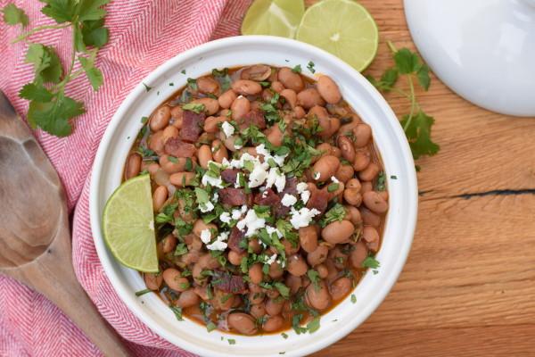 drunken beans | pamela salesman