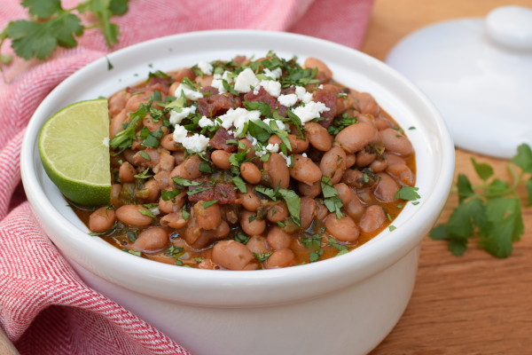 drunken beans | pamela salzman
