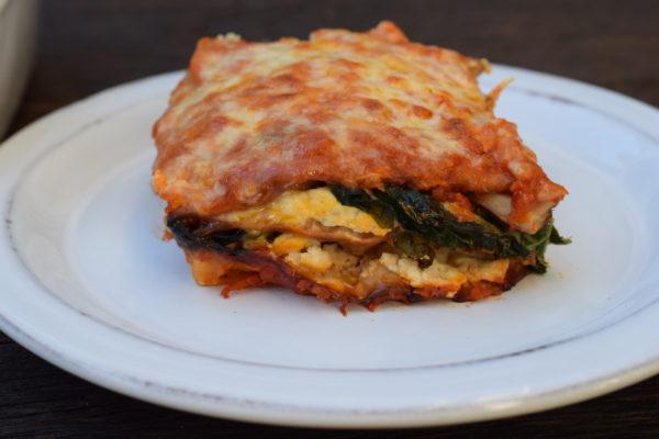 passover matzoh lasagne | pamela salzman