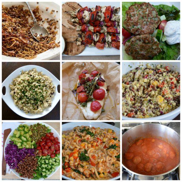 diner planner: week of May 16 | pamela salzman