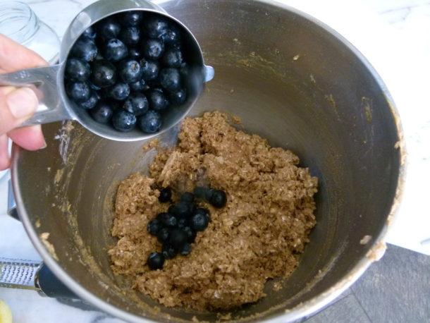 Blueberry Oatmeal Cookies|Pamela Salzman