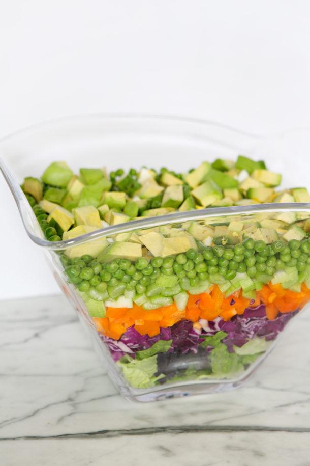 7-Layer Salad Pamela Salzman