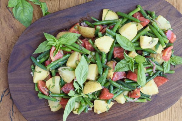 Italian Potato Salad | pamela salzman