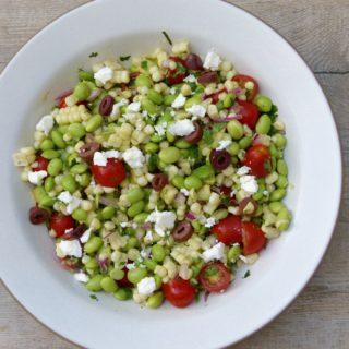 Solterito (Peruvian Chopped Salad) Recipe | Pamela Salzman
