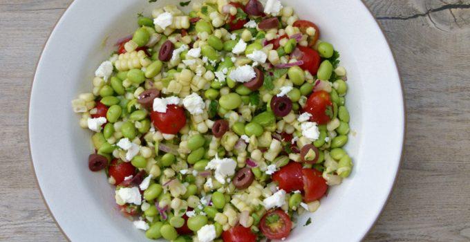 Solterito (Peruvian Chopped Salad) Recipe