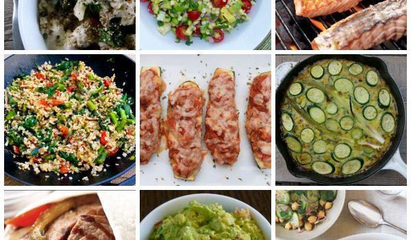 Dinner Planner- Week of August 22nd