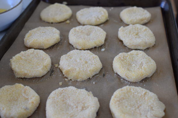Leftover Mashed Potato Croquettes | Pamela Salzman