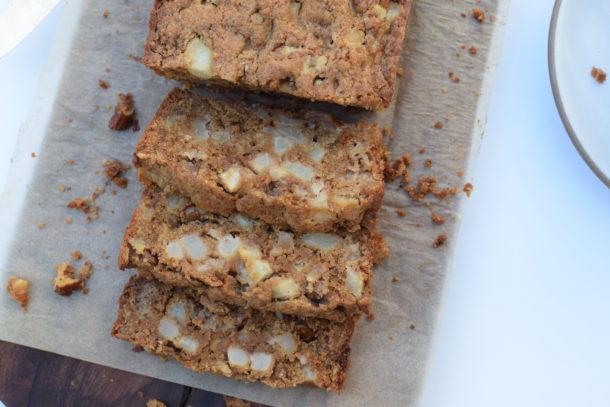 Spiced Pear Cake | Pamela Salzman