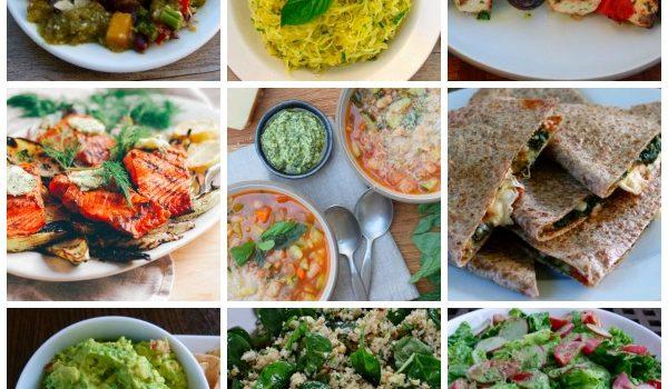 Dinner Planner: Week of September 19th
