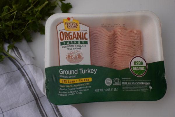 Foster Farms Organic Turkey
