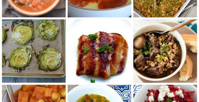 Dinner Planner: Week of October 24th