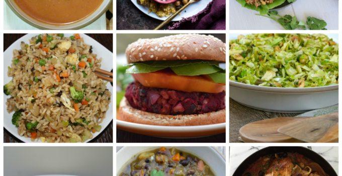 Dinner Planner:  Week of October 17th