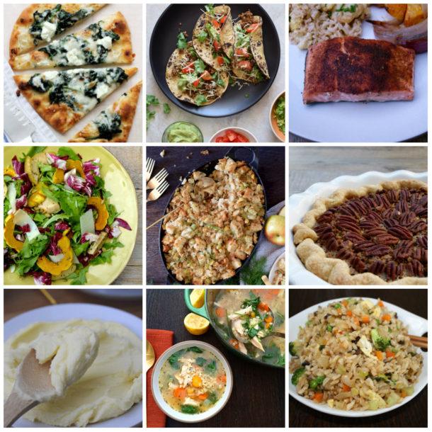 Dinner Planner - Week of November 21st