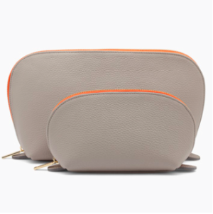 cuyana travel pouches