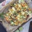 Sweet Potato Nachos with Vegan Queso Recipe