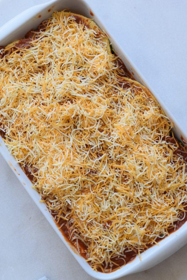 Mexican Lasagne | Pamela Salzman