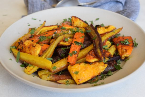 Moroccan Roasted Carrots with Orange | Pamela Salzman