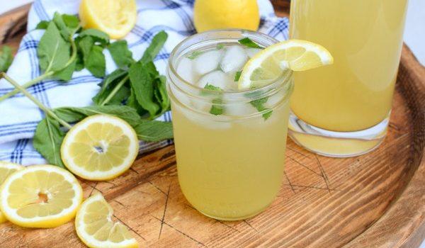 Green Tea Arnold Palmers Recipe