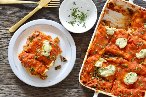 recipe: vegan lasagna recipe [15]