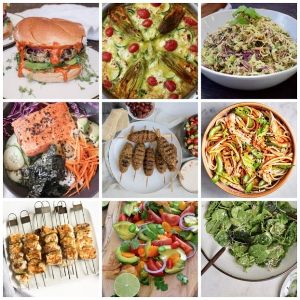 Dinner Planner Week of June 5, 2017