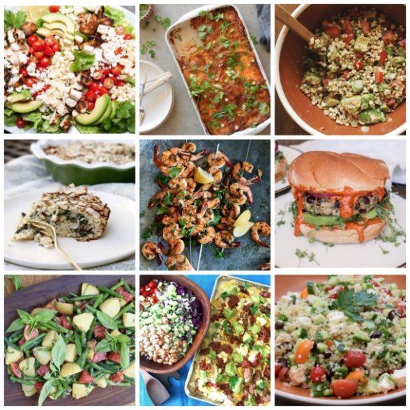 Dinner Planner: Week of August 21st 2017