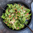 Leftover Turkey and Rice Middle Eastern Salad Recipe