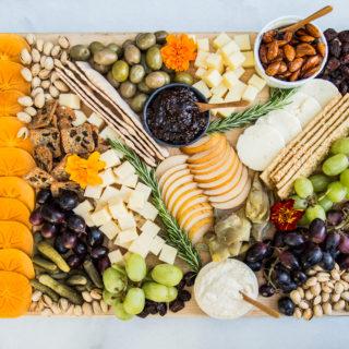 Thanksgiving Cheeseboard | Pamela Salzman