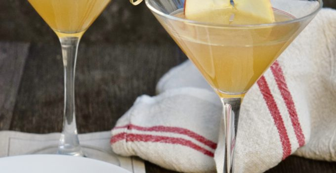 Apple Bourbon Cocktail Recipe