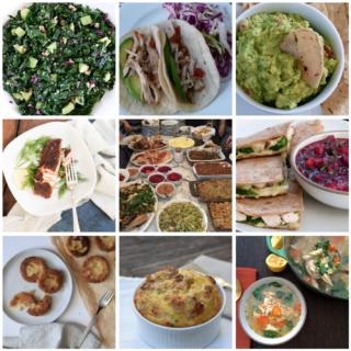 Dinner Planner: Week of November 20th | Pamela Salzman