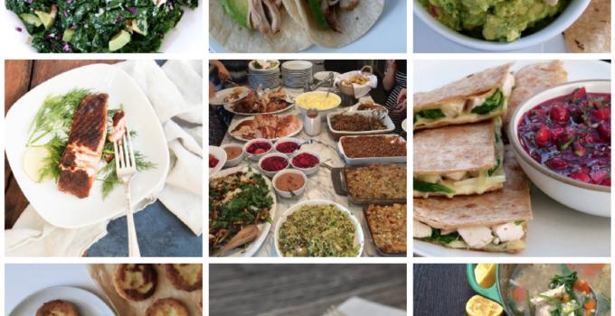 Dinner Planner: Week of November 20th 2017