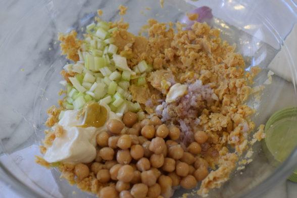 "Vegan Chickpea ""Tuna"" Salad | Pamela Salzman"