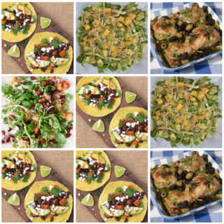 Dinner Planner - Week of December 11th 2017   Pamela Salzman