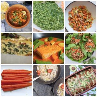 Dinner Planner - Week of December 15th 2018   Pamela Salzman