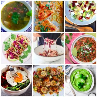 Dinner Planner - Week of February 5th 2018 | Pamela Salzman