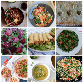 Dinner Planner - Week of February 12th 2018 | Pamela Salzman