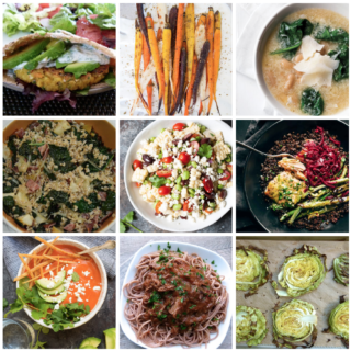 Dinner Planner - Week of February 19th 2018