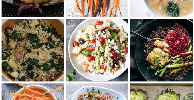 Pamela salzman kitchen matters recipes dinner planner week of february 19th 2018 forumfinder Image collections