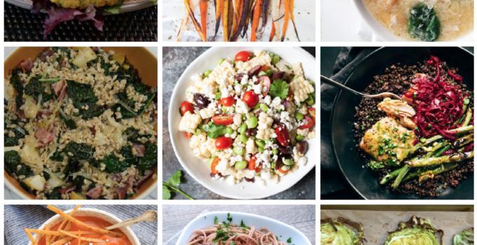 Dinner Planner – Week of February 19th 2018