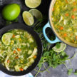 Yerba Mate Chicken and Cilantro Soup Recipe