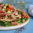Greek-style Grilled Chicken Paillard Recipe
