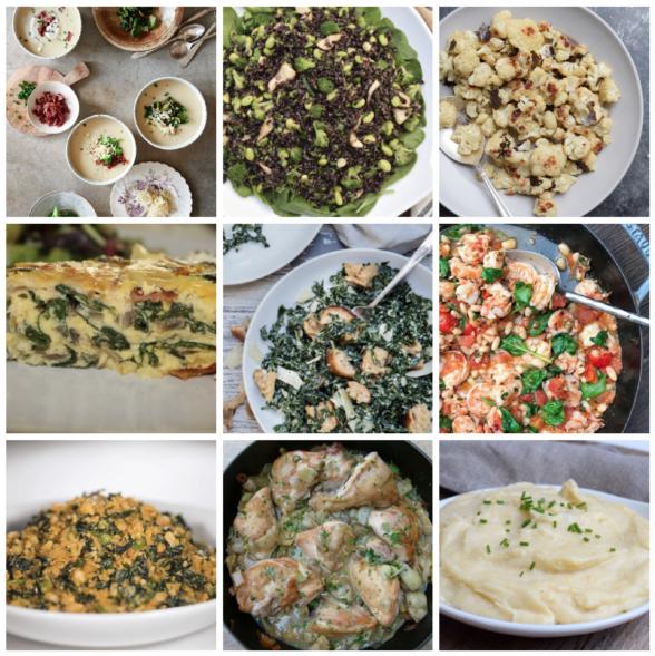 Dinner Planner - Week of March 5th, 2018 | Pamela Salzman